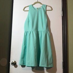 Teal charming Charlie dress